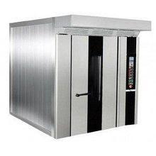 Ротационная печь FD 50 FR, 9 рядов, с расст шкафом, нерж ст