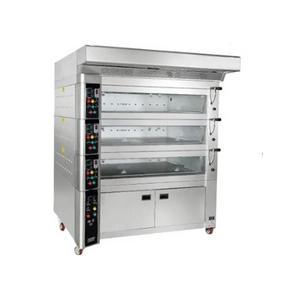 Расстойный шкаф EKF 120 MD для электрической этажной печи 120*100 cм на 16 противней