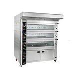 Расстойный шкаф EKF 120 MD для электрической этажной печи 120*100 cм на 16 противней, фото 4