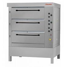 Печь хлебопекарная электрическая ХПЭ-750/3(нерж.)