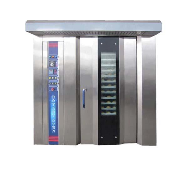 Печь ротационная электрическая ATLAS YZD-100AD