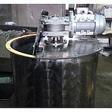 Котел с мешалкой для сиропа 200л н/ж, фото 6