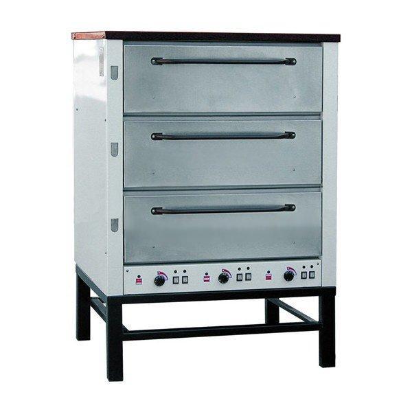 Хлебопекарная ярусная печь ХПЭ-500 (оцинков)