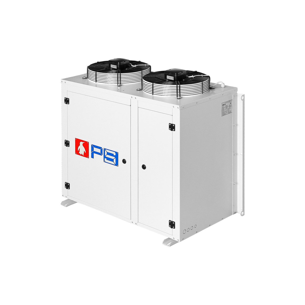 Сплит-система среднетемпературная ПОЛЮС-САР 27-66м³ MGS 320 F S