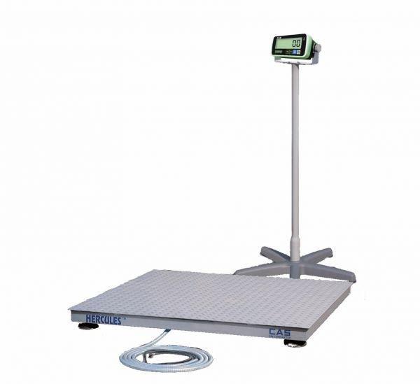 Весы платформенные складские Геркулес 1П (индикатор PDI)