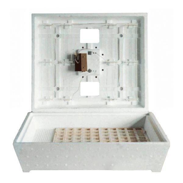 Инкубатор КАЖИ.065261.006-02 бытовой электрический. Нептун (80 яиц, механический поворот)