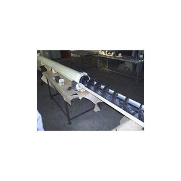 Конвейер винтовой КВ-2М-190-6-1 L-7,3м