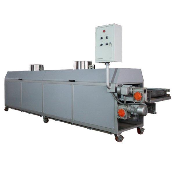 Конвейер охлаждения вытяжного типа КОВТ-2