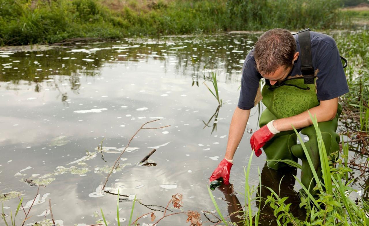 Природно-охранный мониторинг рек и озер