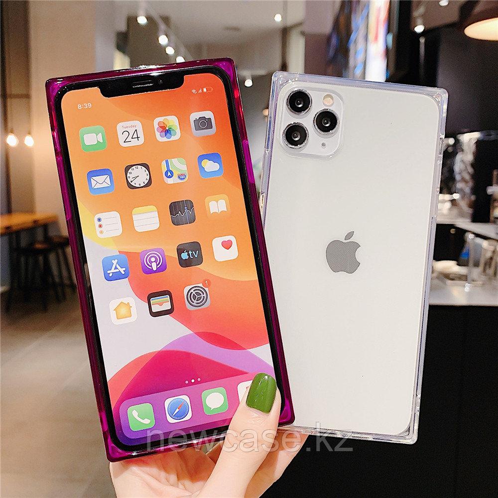 Силиконовый чехол на iPhone 6/6+/6s/6s+/7/7s/8/8+/X/XS/XS Max/ XR/11/11 pro/11 pro Max - фото 2