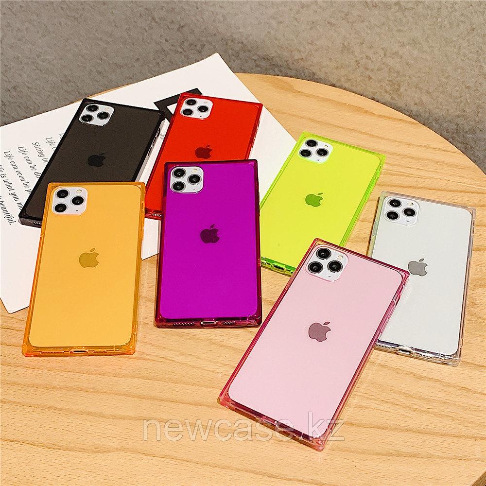 Силиконовый чехол на iPhone 6/6+/6s/6s+/7/7s/8/8+/X/XS/XS Max/ XR/11/11 pro/11 pro Max - фото 1