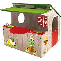 Детский домик Ферма Mochtoys