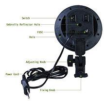 Комплект из 3-х Софтбоксов на 4 потрона 50x70/ 12 ламп LED light 30Watt, фото 2