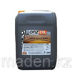 Моторное масло ONZOIL 20W50 SG/CF 18.0
