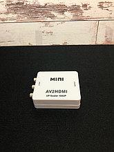 Переходник AV - HDMI