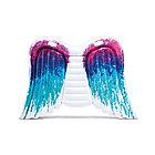 Пляжный матрас для плавания крылья ангела INTEX Angel Wings 58786EU (251х160см, Винил)