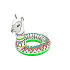 Круг для плавания BESTWAY Alpaca 36158 10+ (109 см, Винил, Двухкамерный, White)