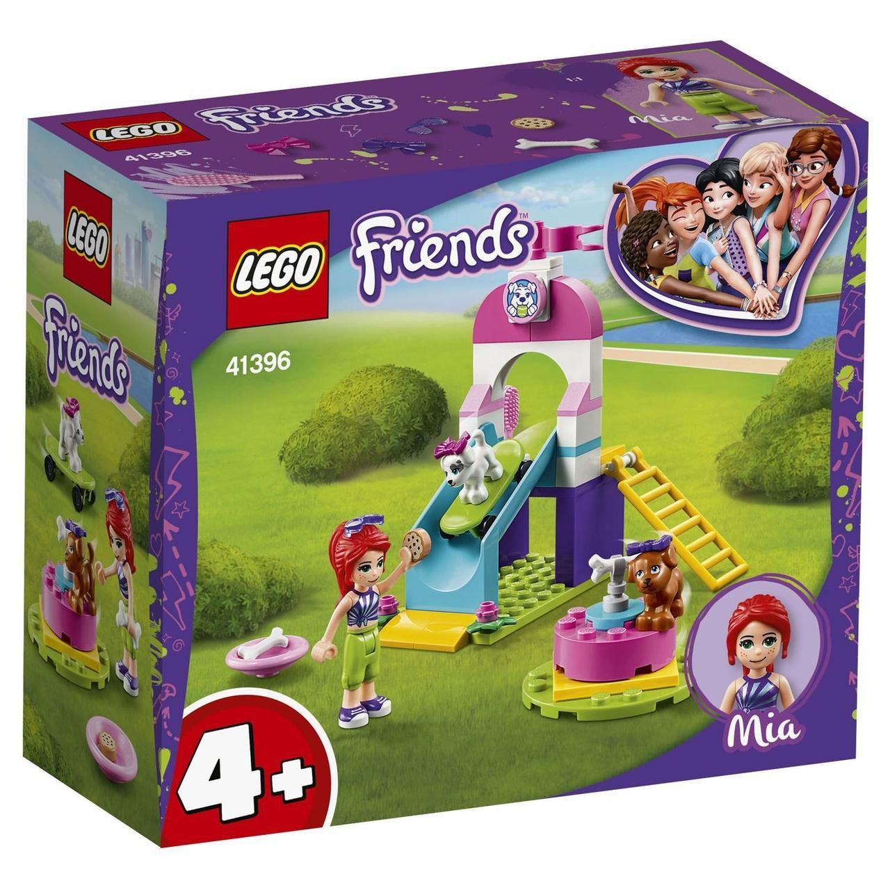 LEGO Friends 41396 Игровая площадка для щенков, конструктор ЛЕГО - фото 2