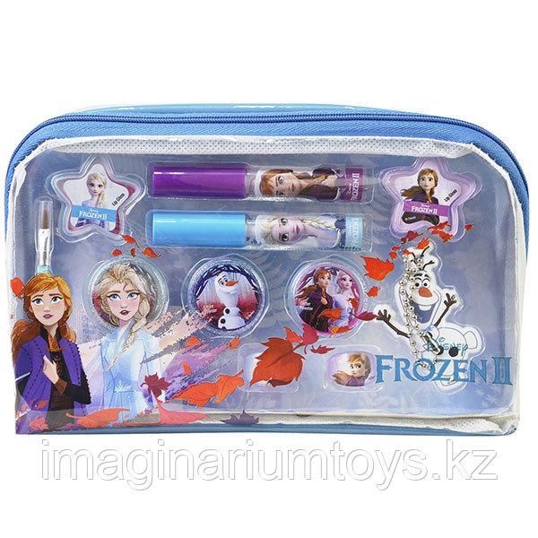Детская косметика в косметичке с аксессуарами Markwins Frozen