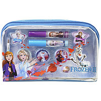 Детская косметика в косметичке с аксессуарами Markwins Frozen, фото 1