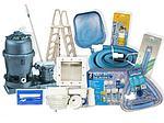 Оборудование и аксессуры для бассейнов