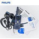 Мини рация Philips с функцией записи разговоров, диктофона, МП3 плеера, фото 6