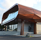 Алюкобонд коричневый 8824 (3мм/18мкм) 1,22мХ2,44м, фото 4