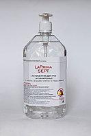 Антисептик для рук антимикробный, 1000 мл. с дозатором