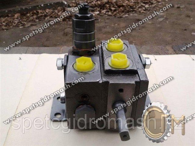 Гидрораспределитель РХ-348М электропогрузчика ЕВ687