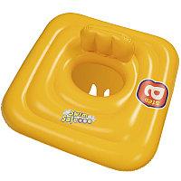 Плотик для плавания Swim Safe, 69х69 см, Bestway 32050