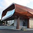 Алюкобонд бронзовый 8805 (3мм/18мкм) 1,22мХ2,44м, фото 4