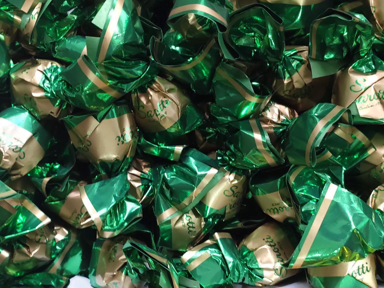 Шоколадные конфеты Sarotti (Зеленые)  1кг