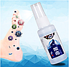 Китайский спрей от пота и запаха ног - Волк (спрей + мазь). Убивает бактерии на ногах, изготовлено специально
