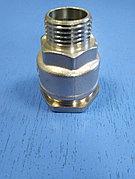 """Обжимное соединение для стальных труб SR с наружной резьбой 1/2"""" (19,7-21,8 мм) Китай"""