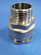 """Обжимное соединение для стальных труб SR с наружной резьбой 3/4"""" (24,6-27,3 мм) Китай"""
