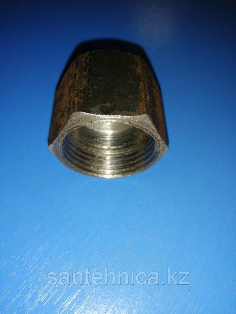 """Заглушка стальная с внутренней резьбой Ду 25 G1"""""""
