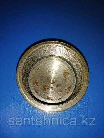 """Заглушка стальная с внутренней резьбой Ду 50 G2"""", фото 2"""