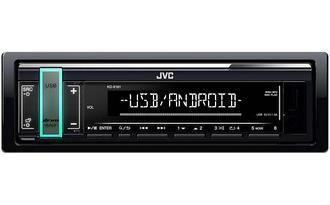 JVC KD-X161  Цифровой медиа-ресивер
