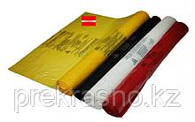 Пакет 700*1100 для сбора и утилизации мягких медицинских отходов класса А Б В Г