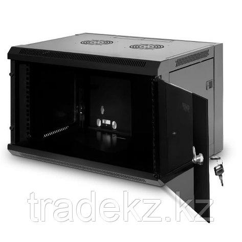 Шкаф настенный телекоммуникационный SHIP 5412.01.100 12U, 570*450*635 мм, фото 2