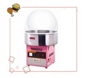Оборудование для сладкой ваты