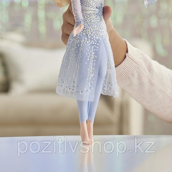 Кукла Холодное сердце Disney Frozen Интерактивная Эльза - фото 3