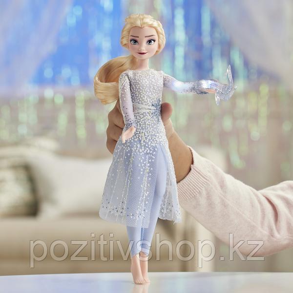 Кукла Холодное сердце Disney Frozen Интерактивная Эльза - фото 4