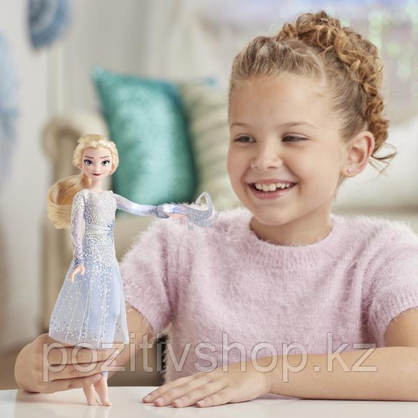 Кукла Холодное сердце Disney Frozen Интерактивная Эльза - фото 6
