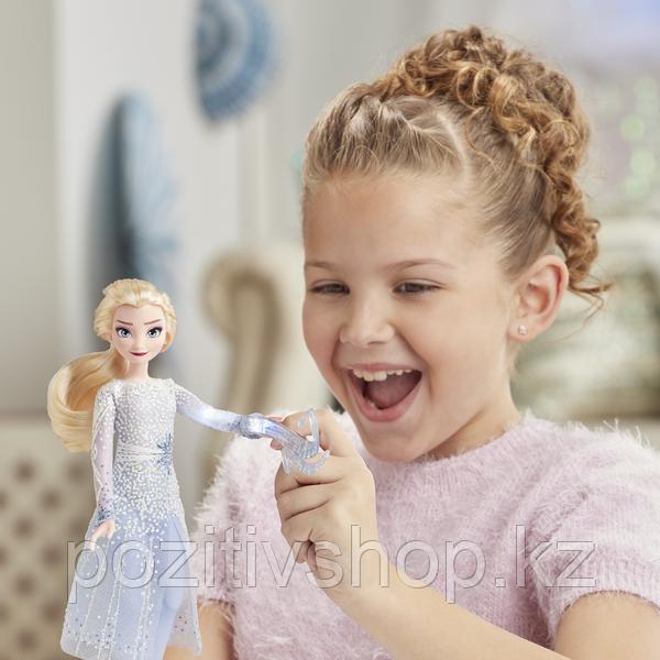 Кукла Холодное сердце Disney Frozen Интерактивная Эльза - фото 7