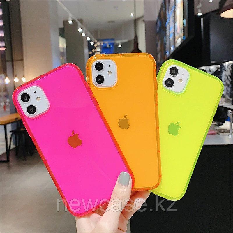 Силиконовый чехол на iPhone 6/6+/6s/6s+/7/7s/8/8+/X/XS/XS Max/ XR/11/11 pro/11 pro Max - фото 3
