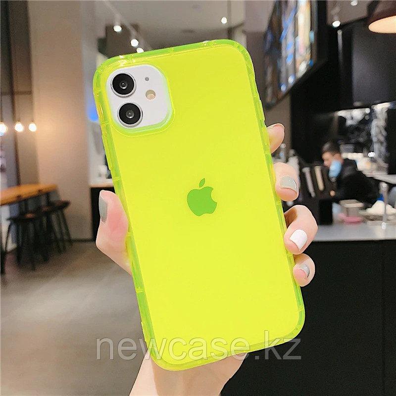 Силиконовый чехол на iPhone 6/6+/6s/6s+/7/7s/8/8+/X/XS/XS Max/ XR/11/11 pro/11 pro Max - фото 7