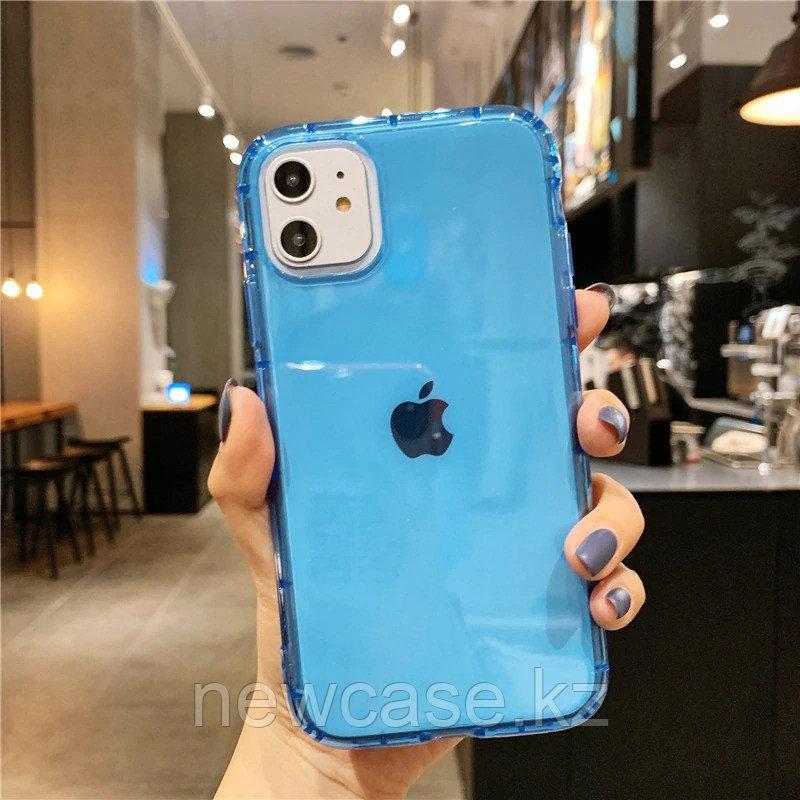 Силиконовый чехол на iPhone 6/6+/6s/6s+/7/7s/8/8+/X/XS/XS Max/ XR/11/11 pro/11 pro Max - фото 6