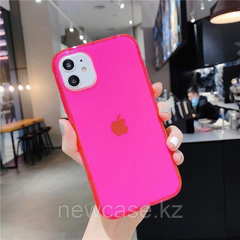Силиконовый чехол на iPhone 6/6+/6s/6s+/7/7s/8/8+/X/XS/XS Max/ XR/11/11 pro/11 pro Max - фото 8
