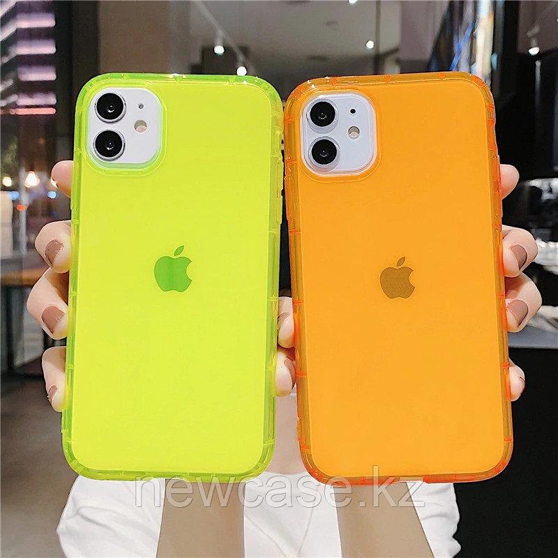 Силиконовый чехол на iPhone 6/6+/6s/6s+/7/7s/8/8+/X/XS/XS Max/ XR/11/11 pro/11 pro Max - фото 5